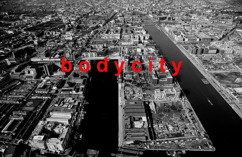 bodycity - a visual arts project in three parts